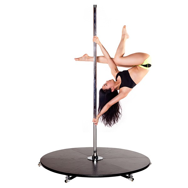 Pole Dance Destiny X-STAGE-LITE-CHROME